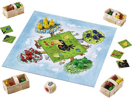 Meine große Obstgarten-Spielesammlung