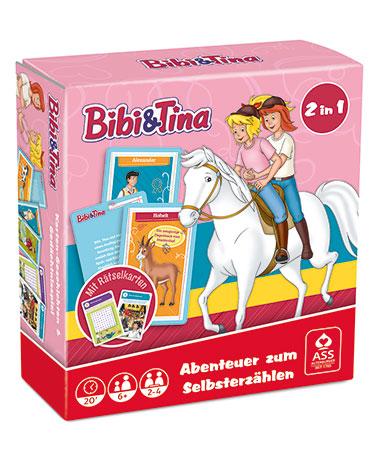 Bibi & Tina®  - Reisespiel