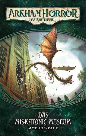 Arkham Horror - Das Kartenspiel - Das Miskatonic-Museum (Dunwich-Zyklus 1)