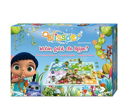 Wissper - Wohin geht die Reise?