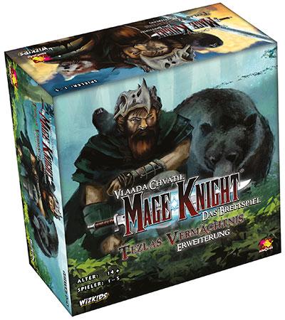 Mage Knight - Tezlas Vermächtnis (3.Erweiterung)