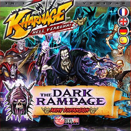 Kharnage - The Dark Rampage Army Erweiterung