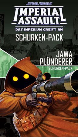 Star Wars: Imperial Assault - Jawa Plünderer Erweiterung