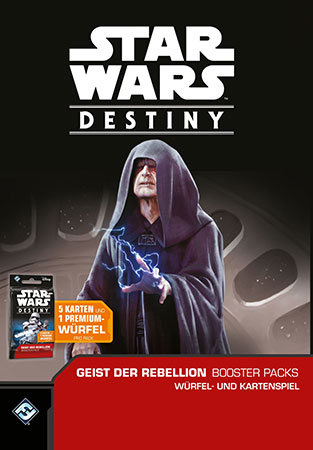 Star Wars: Destiny - Geist der Rebellion Booster