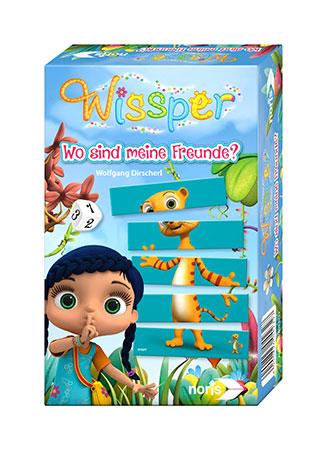 Wissper - Wo sind meine Freunde?