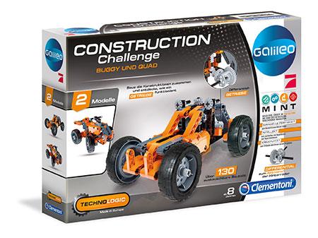 Galileo - Construction Challenge - Buggy & Quad (ExpK)