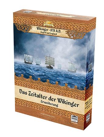 Wikinger 878 A.D. - Das Zeitalter der Wikinger Erweiterung