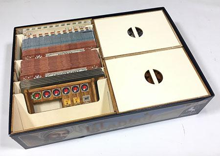 GeekMod - Sortierbox aus Holz für Istanbul