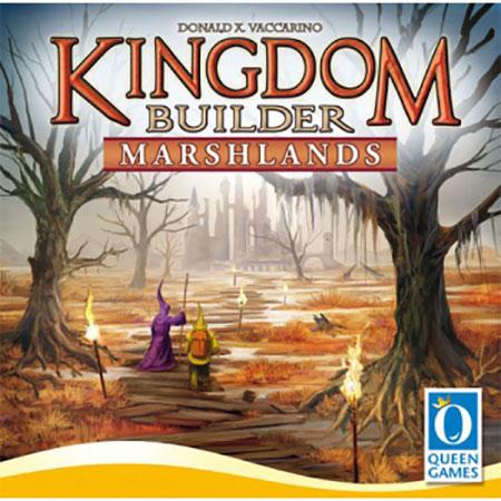 Kingdom Builder - Erweiterung 3: Marshlands