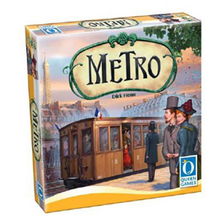 Metro (inkl. 4 Erweiterungen)