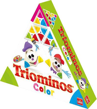 Triominos - Color