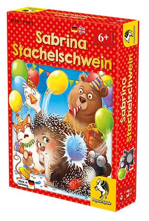 Sabrina Stachelschwein