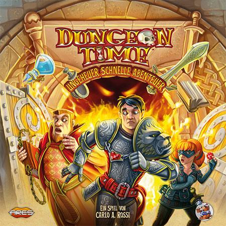 Dungeon Time - Ungeheuer schnelle Abenteuer