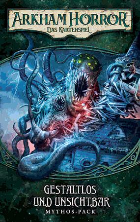 Arkham Horror - Das Kartenspiel - Gestaltlos und unsichtbar (Dunwich-Zyklus 4)
