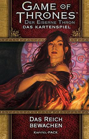 Der Eiserne Thron - Das Kartenspiel 2. Edition - Das Reich bewachen (BuG 2)