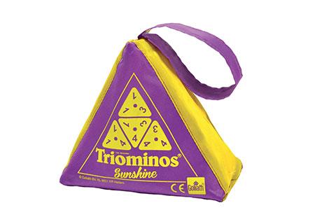 Triominos - Sunshine Lila