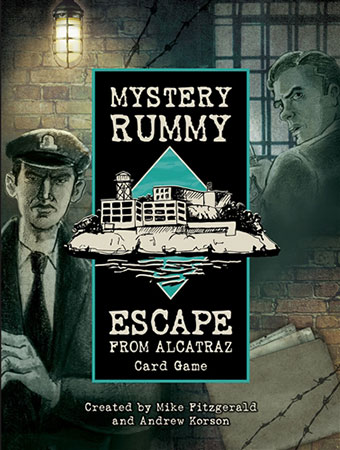 Mystery Rummy - Escape from Alcatraz (engl.)