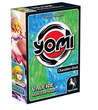 Yomi - Valerie Erweiterung