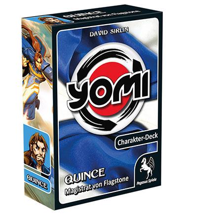 Yomi - Quince Erweiterung