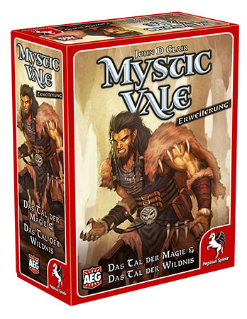 Mystic Vale - Tal der Magie + Tal der Wildnis Erweiterung