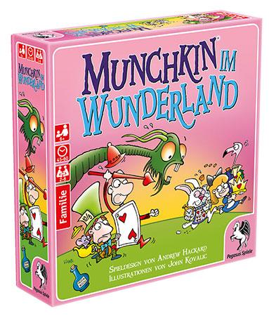 Munchkin im Wunderland