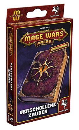 Mage Wars - Arena - Verschollene Zauber Erweiterung