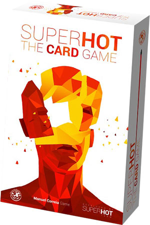 Superhot - Das Kartenspiel