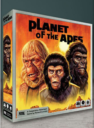 Planet of the Apes (engl.)