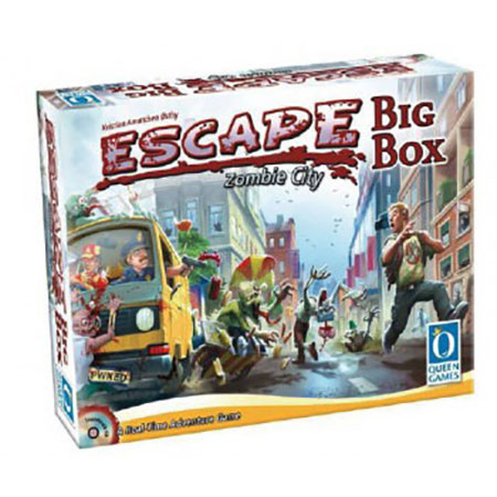Escape - Zombie City - Big Box