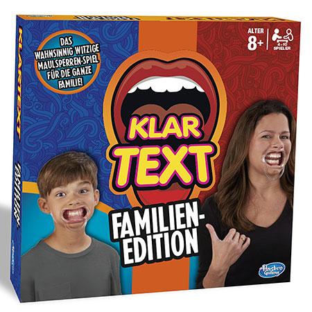 Klartext - Familien Edition
