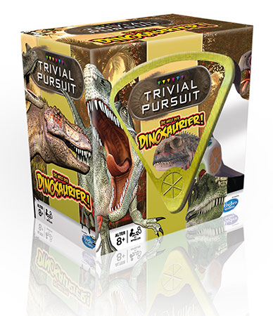 Trivial Pursuit - Dinosaurier