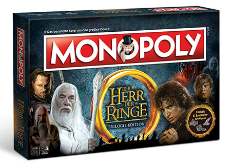 Monopoly - Herr der Ringe