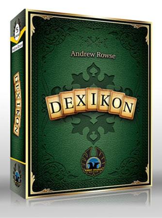 Dexikon - Alternate Letters Erweiterung (engl.)