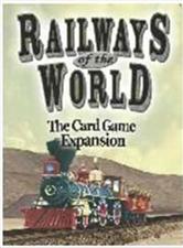 Railways of the World - The Card Game - Erweiterung (engl.)