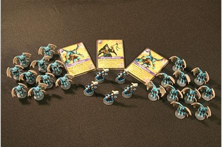 Defenders of the Realm - Dragon Minion Erweiterung (bemalt) (engl.)