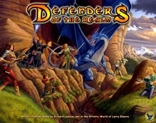 Defenders of the Realm - Relics of the Realm and the High Council Deck (engl.)