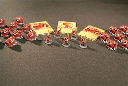 Defenders of the Realm - Demon Minion Erweiterung (bemalt) (engl.)