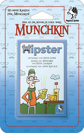 Munchkin - Hipster Booster