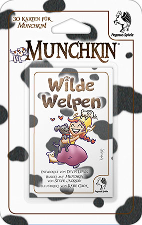 Munchkin - Wilde Welpen Booster