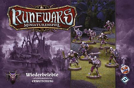 Runewars - Miniaturenspiel - Wiederbelebte Einheit Erweiterung