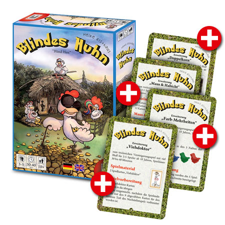 Blindes Huhn - Bundle