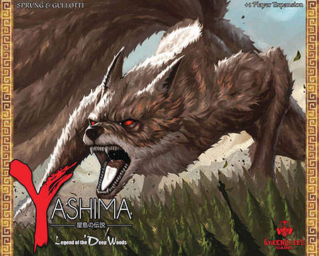 Yashima - Legends of the Deep Woods Erweiterung (engl.)