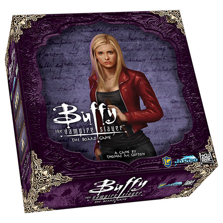 Buffy the Vampire Slayer - The Board Game (engl.)