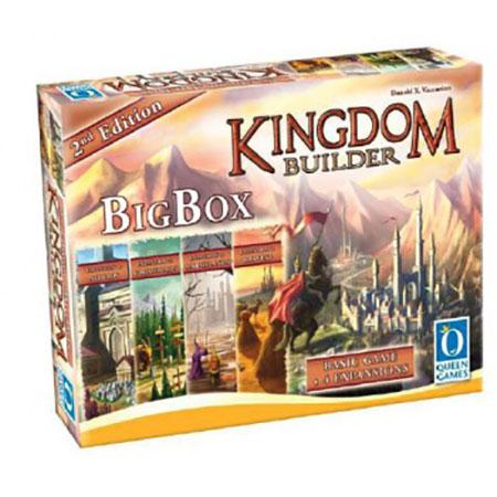 Kingdom Builder - Big Box - 2nd Edition
