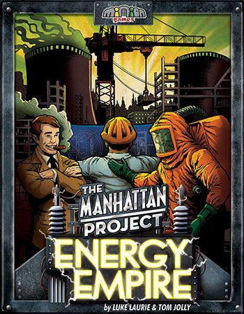The Manhattan Project - Energy Empire (engl.)