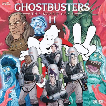 Ghostbusters - Das Brettspiel II (engl.)