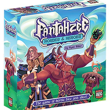 Fantahzee - Hordes & Heroes (engl.)