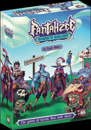 Fantahzee - Rogue´s Gallery Erweiterung (engl.)