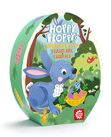 Hoppy Floppy - Mörchenjagd