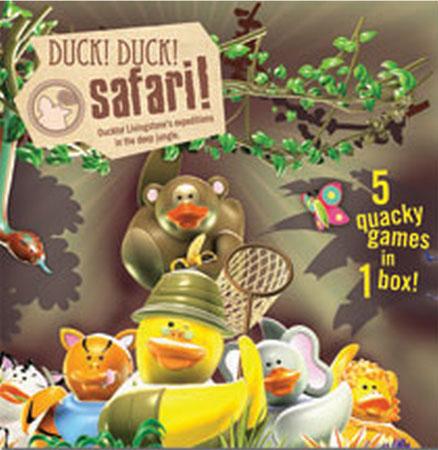 Duck! Duck! Safari! (engl.)
